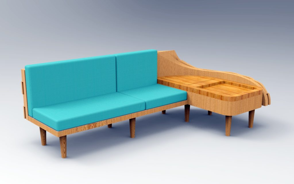 Lit Zhi Ong Furniture Product Design